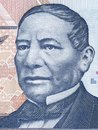 Benito Juarez Portrait Royalty Free Stock Images - 100381829