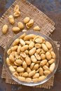 Salted Peanuts Stock Photography - 100462862
