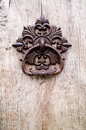Old Door Knocker Royalty Free Stock Images - 10062969