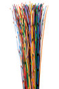 Colorful Cable Royalty Free Stock Photography - 10064417