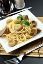 Pasta Royalty Free Stock Images - 10073309