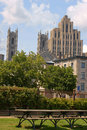 Glimpse Of Montreal Royalty Free Stock Photos - 10082378