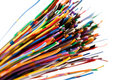 Colorful Cable Royalty Free Stock Photo - 10099305