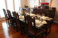 Dining Room Stock Photography - 10099332