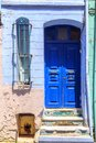 Architectural Detail, Old Ornate Door Royalty Free Stock Photo - 100997075