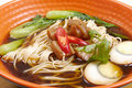 Asian Noodle Soup Royalty Free Stock Photography - 10147647
