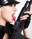 Tommy Gun Royalty Free Stock Images - 10166599