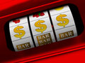 Jackpot Royalty Free Stock Images - 10184649