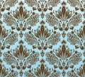 Decorative Seamless Floral Ornament Royalty Free Stock Photos - 10194078