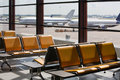 Airport In Expectant Of Passengers Royalty Free Stock Photos - 10199628
