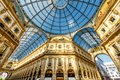 Galleria Vittorio Emanuele II In Milan, Italy Royalty Free Stock Image - 101949356