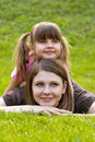 Mother And Daughter Royalty Free Stock Photos - 10205258