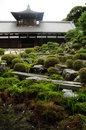 Temple With Japanese Garden Stock Photo - 10210080