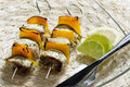 Fish Skewers Stock Images - 10222494