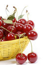 Red Cherries Royalty Free Stock Images - 10238829