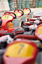 Go-carts Stock Images - 10244124