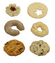 Collection Of Cookies Stock Image - 10254681
