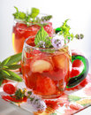 Refreshing Summer Drink Royalty Free Stock Photography - 10275157