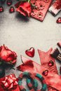 Valentines Day , Love Or Dating Background With Red Roses, Heart , Gifts And Female Accessories , Top View Stock Image - 102743281