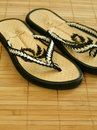 Beach Shoes Royalty Free Stock Photo - 10283435