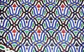 Detail Of Traditional Moroccan Mosaic Wall, Morocco Stock Photo - 102843620