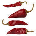 Peppers Collection Royalty Free Stock Photography - 10294227