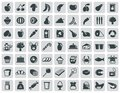 Food Icons. Vector Illustration Royalty Free Stock Image - 102912516