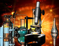Chemical Devices Royalty Free Stock Images - 10300519