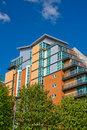 Modern Apartment Building Stock Images - 10325164