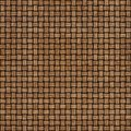 Wooden Weave Texture Background. Abstract Decorative Wooden Textured Basket Weaving Background. Seamless Pattern. Royalty Free Stock Images - 103287729