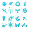 Environmental Icons And Design Elements Stock Image - 10340111