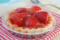 Strawberry Pie Stock Photos - 10367353