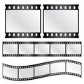 Vector Film Strips Stock Photos - 103604533