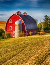 Red Barn Royalty Free Stock Photography - 103640137