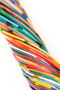 Colorful Cable Stock Image - 10371191