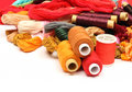 Thread For Embroidery 6 Stock Photography - 10386682