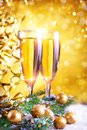 Merry Christmas And Happy New Year. A New Year`s Background With New Year Decorations.New Year`s Card. Royalty Free Stock Photos - 103831648