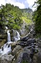 Farchant Waterfalls In Germany Stock Photography - 103879652