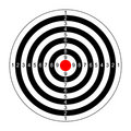 Rifle Target Vector Stock Images - 10393974