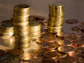 Coins Royalty Free Stock Photo - 1041775