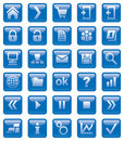 Web Icons Royalty Free Stock Photography - 10400727