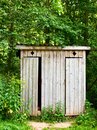 Outhouse Stock Images - 10402804