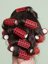 Hair Rollers Royalty Free Stock Photo - 10404995