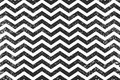 Zigzag Black Lines Seamless Pattern. Grunge Background Of Zig Zag Geometric Stripe Vector Illustration Royalty Free Stock Images - 104113309