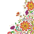 Abstract Floral Design Royalty Free Stock Images - 10426179