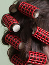 Hair Rollers Stock Photo - 10442990