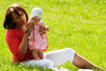 Mother And Baby Stock Photography - 10445182