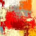 Oil Painting On Canvas Handmade. Abstract Art Texture. Colorful Texture. Modern Artwork. Strokes Of Fat Paint. Brushstrokes. Moder Royalty Free Stock Images - 104776419