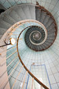 Lighthouse High Staircase Royalty Free Stock Photography - 10487147