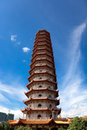 Chinese Pagoda Stock Images - 10493844